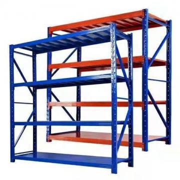 Heavy Display Adjustable Rivet Racksupermarket/Warehouse Steel Metal Shelving