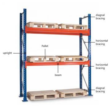 Supermarket Bulk Foods/Snack Food Display Cabinet Storage Case/Goods Shelf