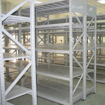 Pharmacy Industry 5 Tiers Metal Long Span Bulk Storage Shelving