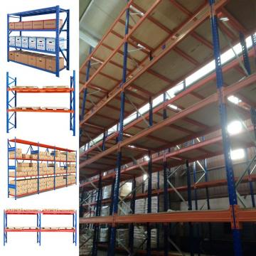 Tianjin Dl Steel Selective Pallet Rack Industrial Warehouse Storage