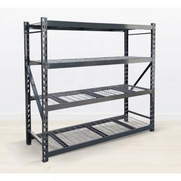 EU Standard Angle Steel Industrial Warehouse Storage Shelf