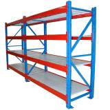 Customized Medium Duty Warehouse Cargo Storage Racking System /Shelf