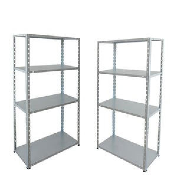 Warehouse Heavy Duty Rack Longspan Height Adjustable Steel Storage Shelving #3 image