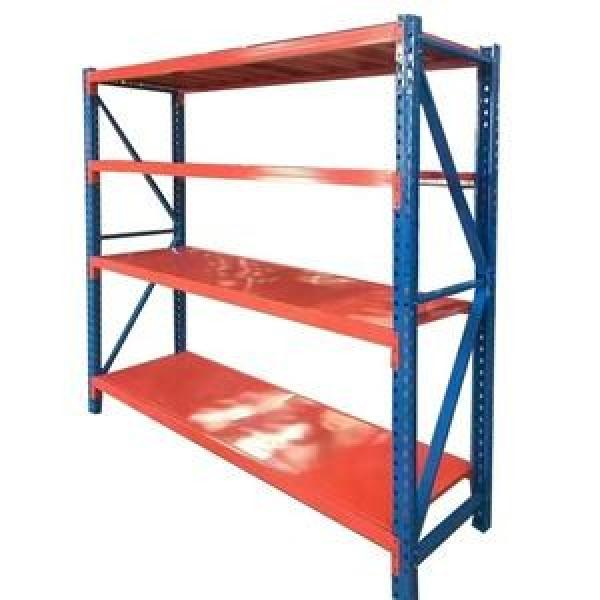 Warehouse Heavy Duty Rack Longspan Height Adjustable Steel Storage Shelving #1 image