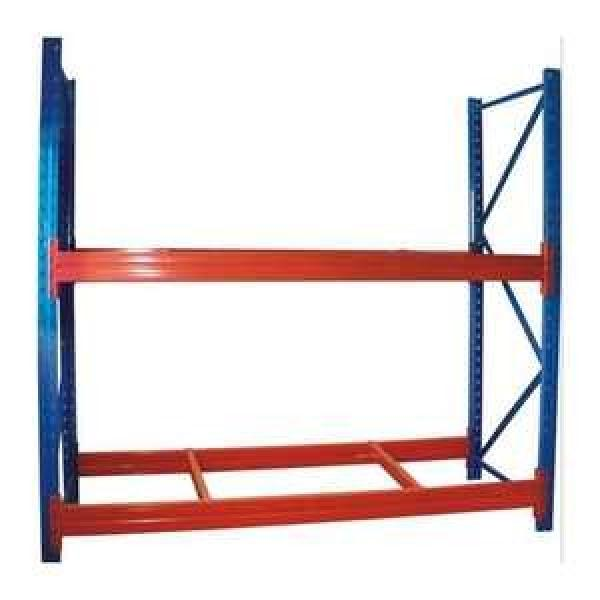 Stable High Capacity Steel Metal Platform Mezzanine Floor Pallet Rack Storage Steel Structure #2 image