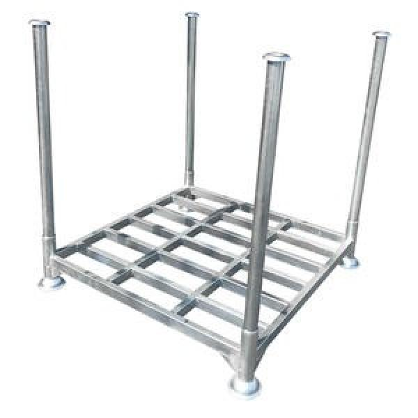 Stable High Capacity Steel Metal Platform Mezzanine Floor Pallet Rack Storage Steel Structure #3 image
