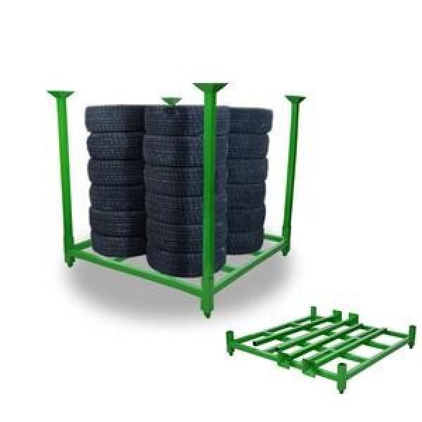Warehouse Heavy Duty Steel Pallet Racking American Style #2 image