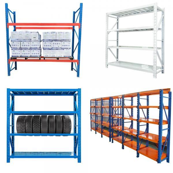Flour Products Storage Rack Commercial Chrome Adjustable Metal Shelving Units #3 image