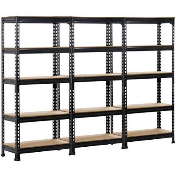 Flour Products Storage Rack Commercial Chrome Adjustable Metal Shelving Units #1 image